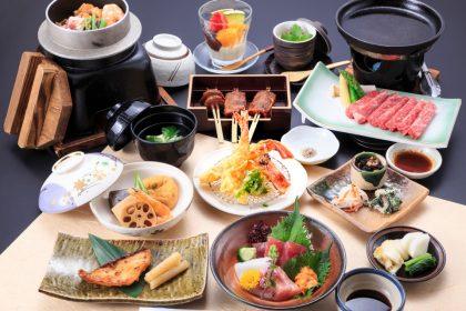 法事会席料理「花水木(はなみずき)」10000円(税抜)