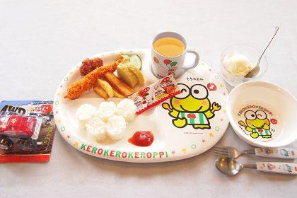 菊水の「お子さまランチ」600円(税抜)