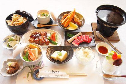 会席料理「お子様会席」2000円(税抜)